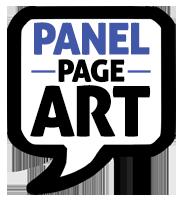 Panel Page Art